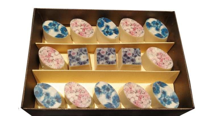 Ръчно изработени бонбони Пролет 15 бр