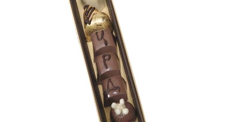 Ръчно изработени бонбони ЧРД 7 бр